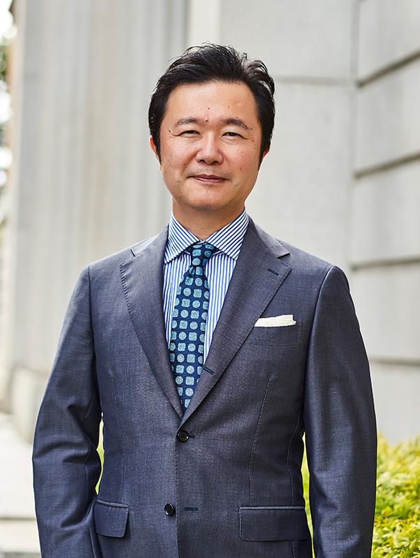 CEO Shinichi Murakami